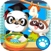 Dr. Panda restaurant play games children